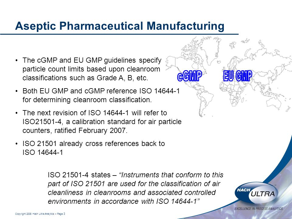 Aseptic Pharmaceutical Manufacturing