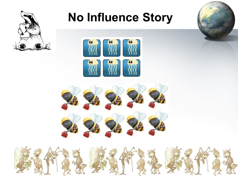 No Influence Story