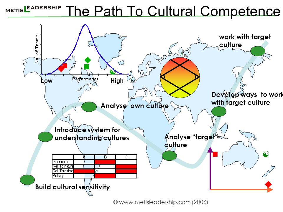 The Path To Cultural Competence
