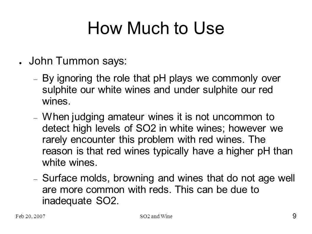 How Much to Use John Tummon says: