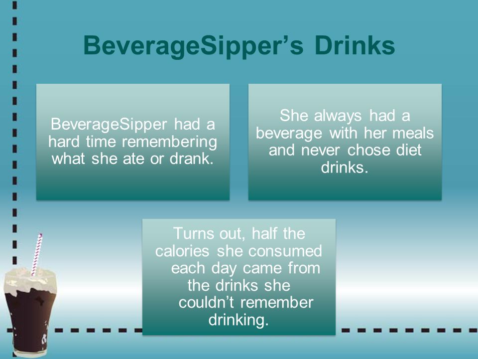 BeverageSipper's Drinks