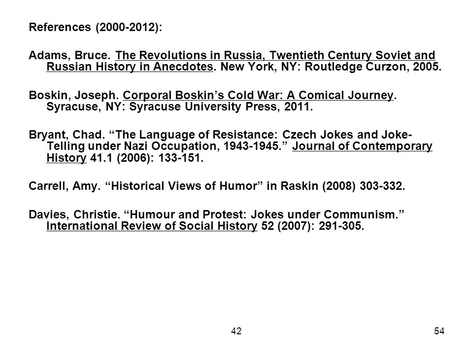 Carrell, Amy. Historical Views of Humor in Raskin (2008) 303-332.