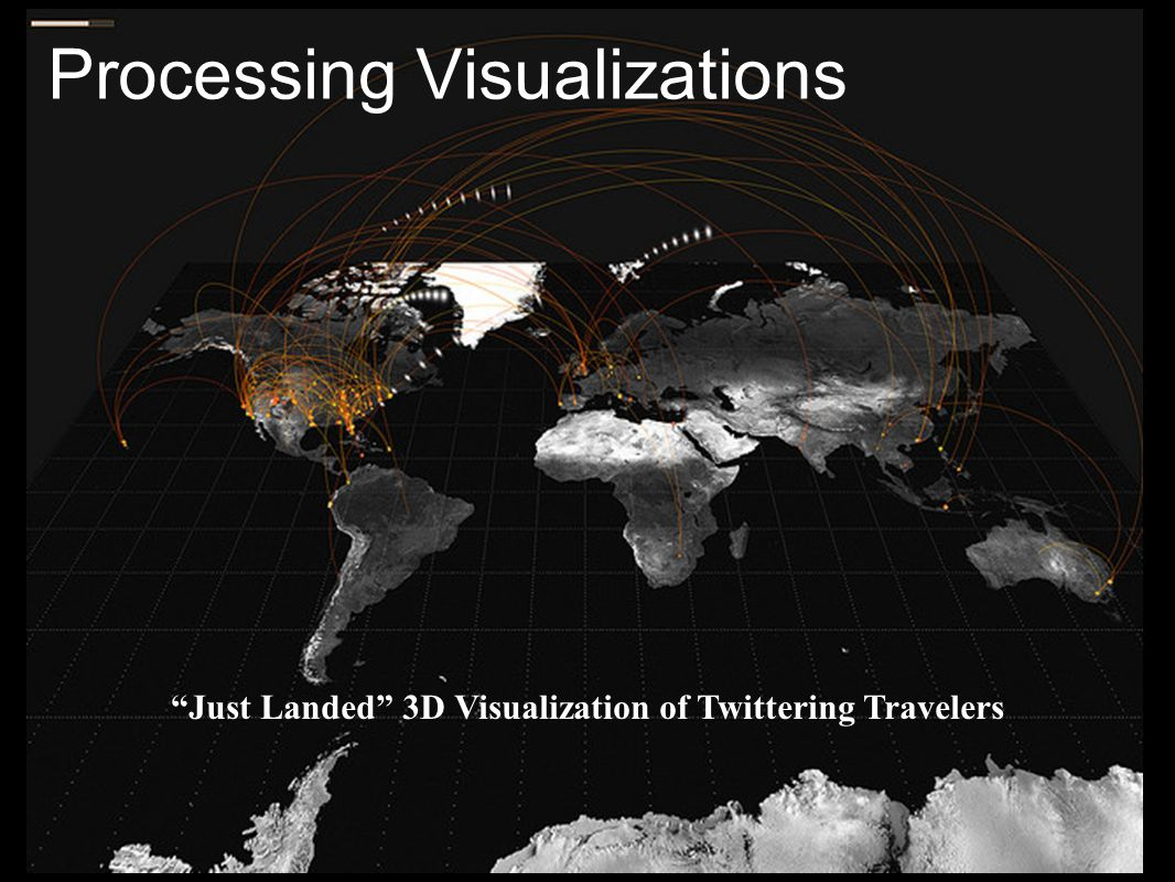 Processing Visualizations