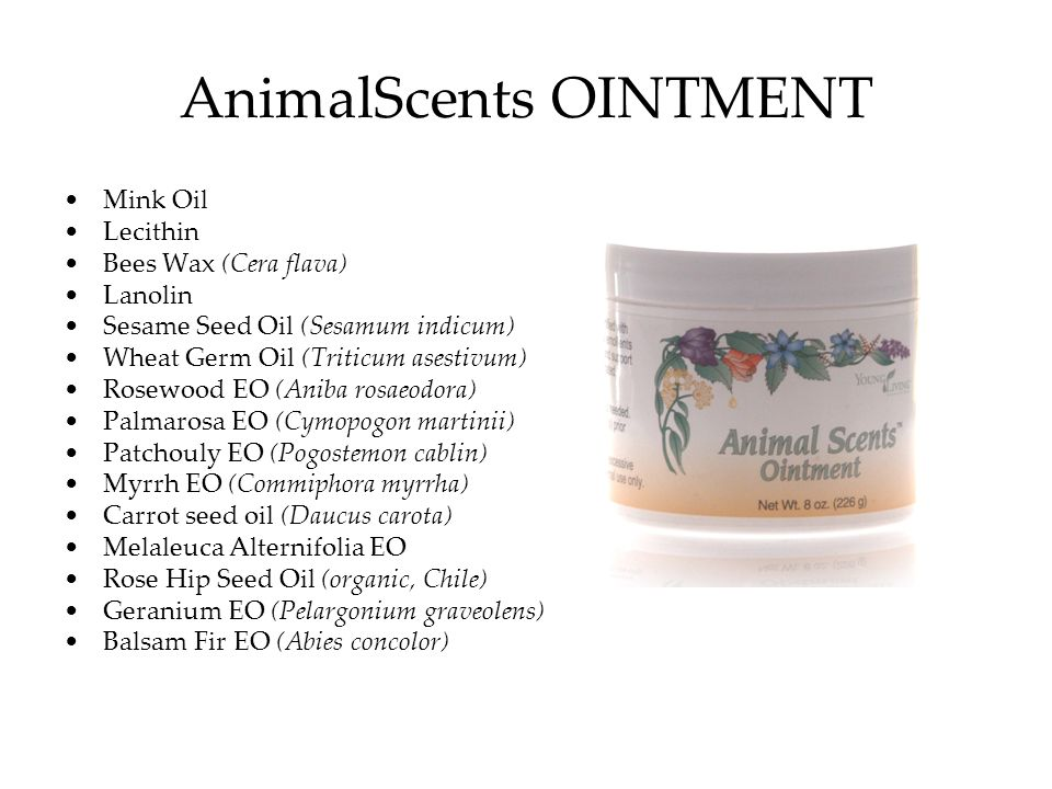 AnimalScents OINTMENT