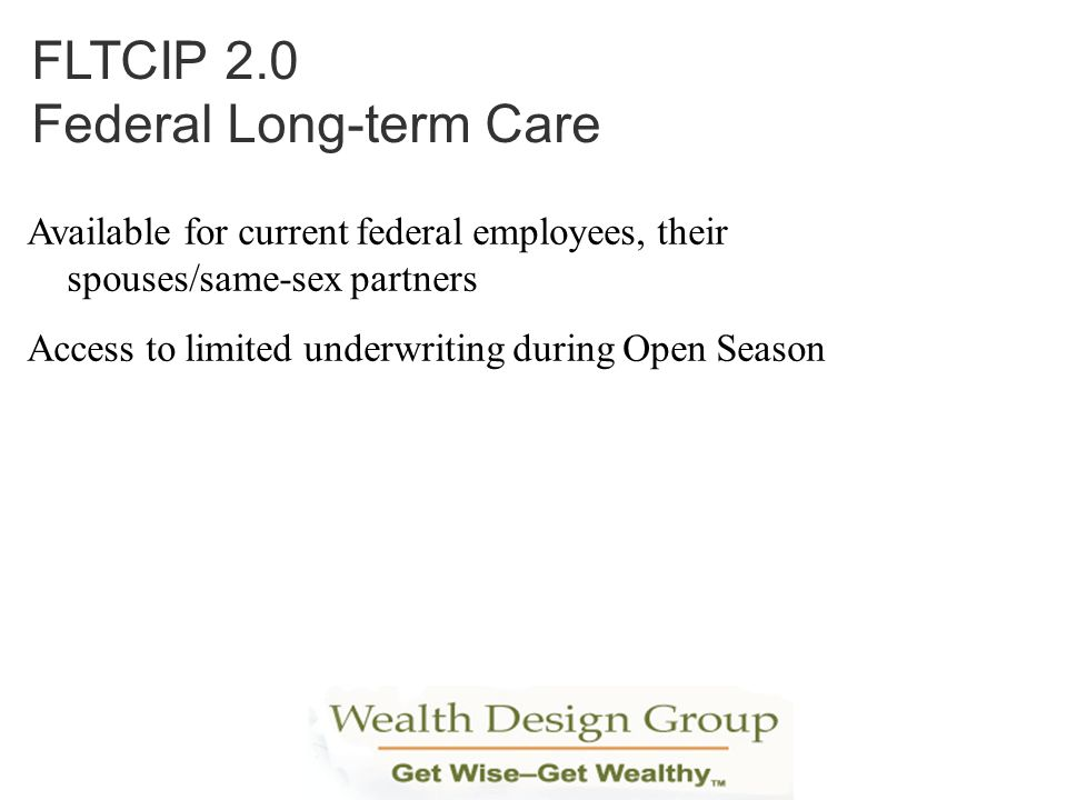 Federal Long-term Care