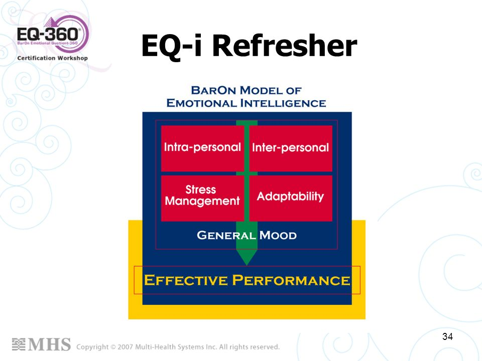 EQ-i Refresher