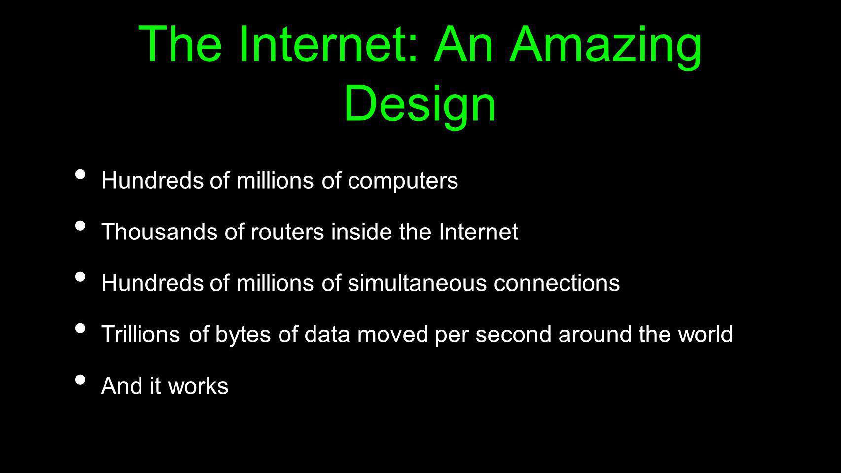 Internet Technology https://www.coursera.org/course ...