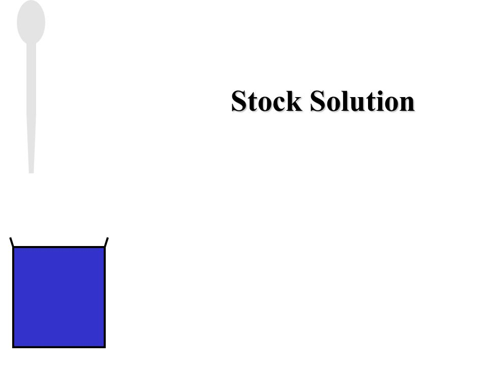 Stock Solution