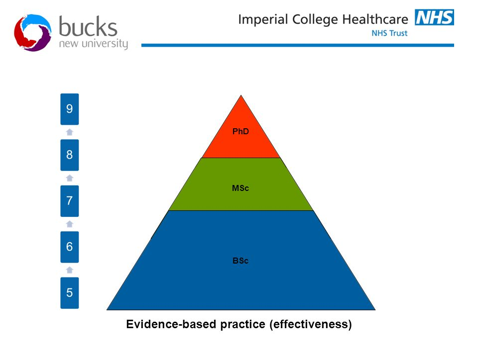 Evidence-based practice (effectiveness)