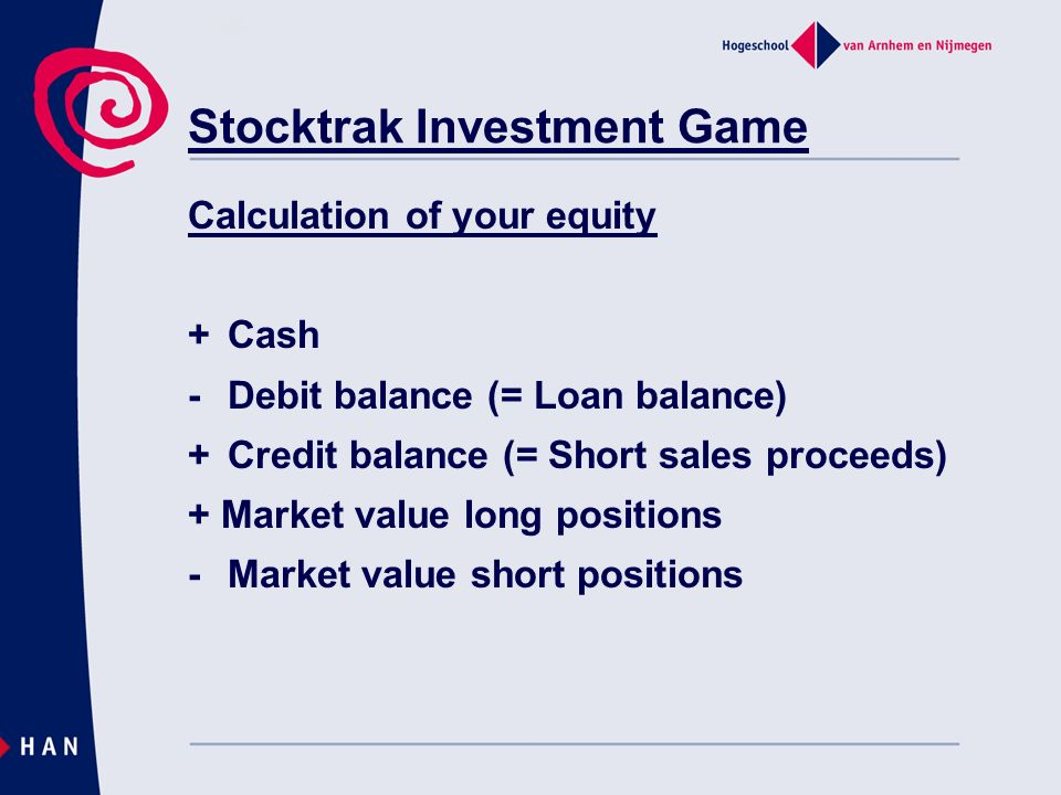 Stocktrak Investment Game