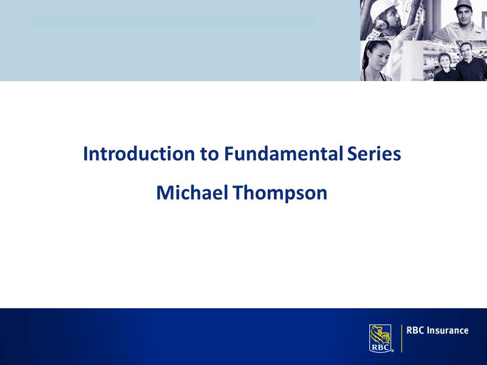 Introduction to Fundamental Series