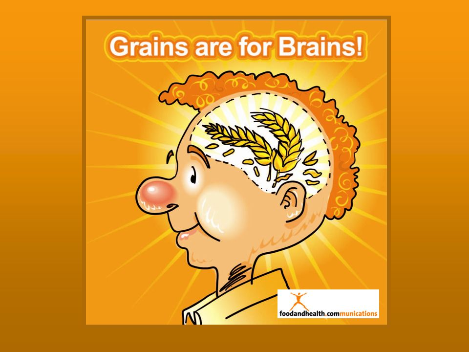 Welcome to our show, Grains Are for Brains