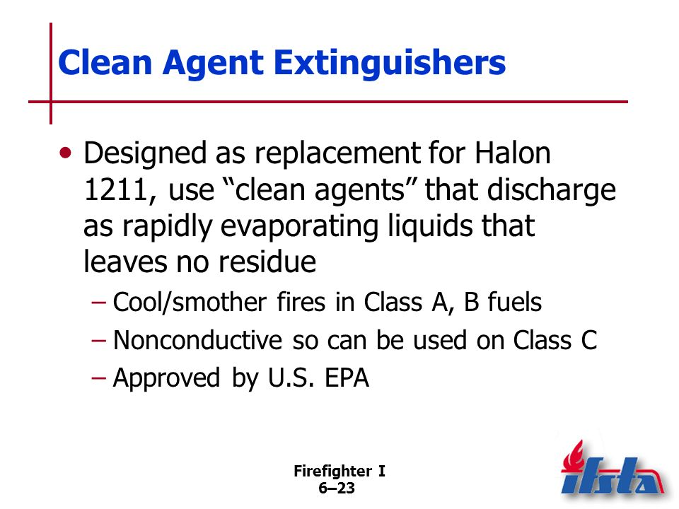 Clean Agent Extinguishers