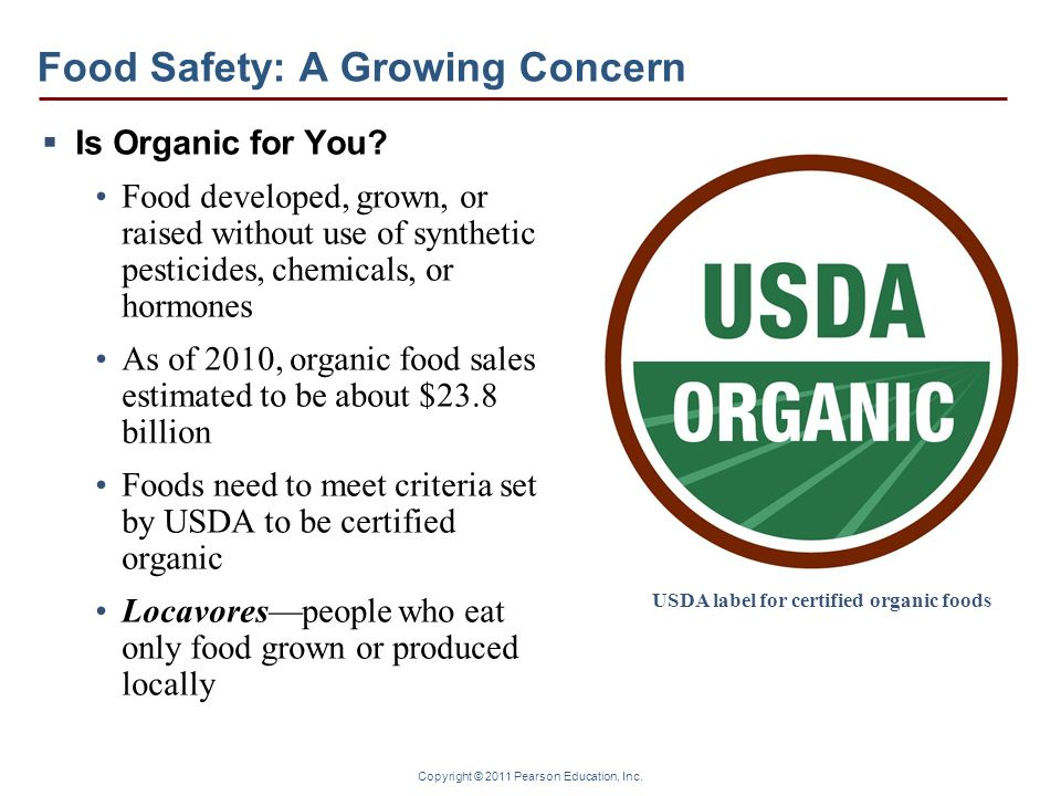 Food Safety: A Growing Concern