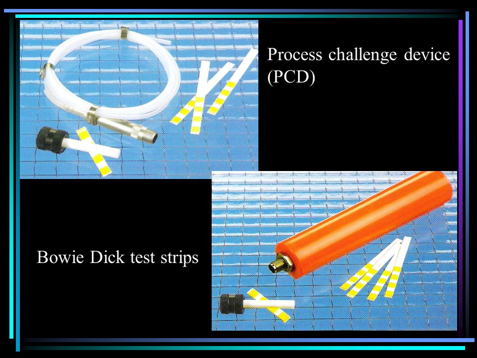Process challenge device
