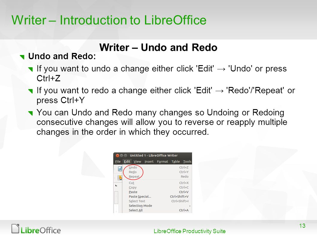 Introduction to LibreOffice Jordan Catholic School - ppt video