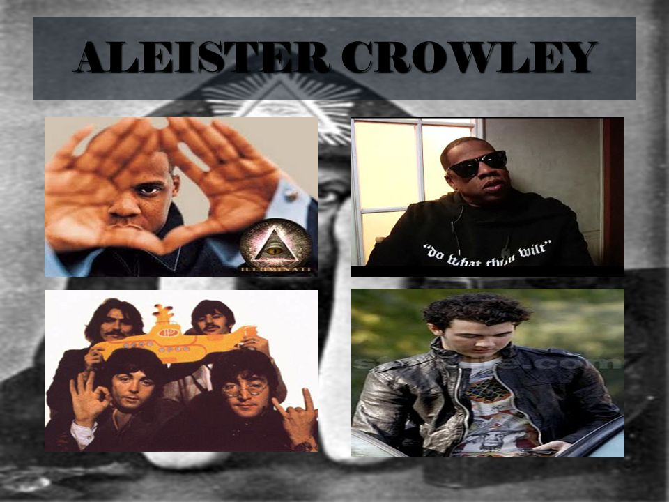ALEISTER CROWLEY 13