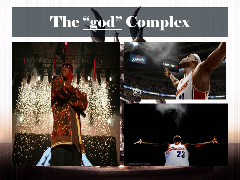 The god Complex 14