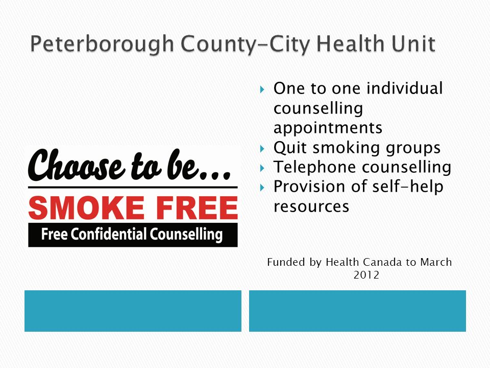 Peterborough County-City Health Unit