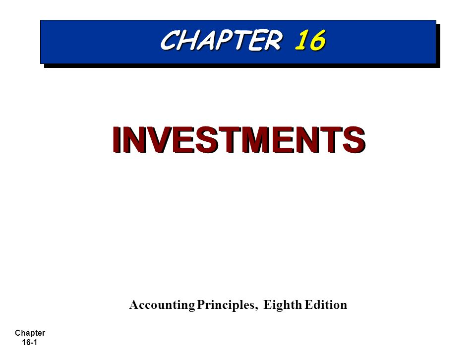 Accounting Principles, Eighth Edition