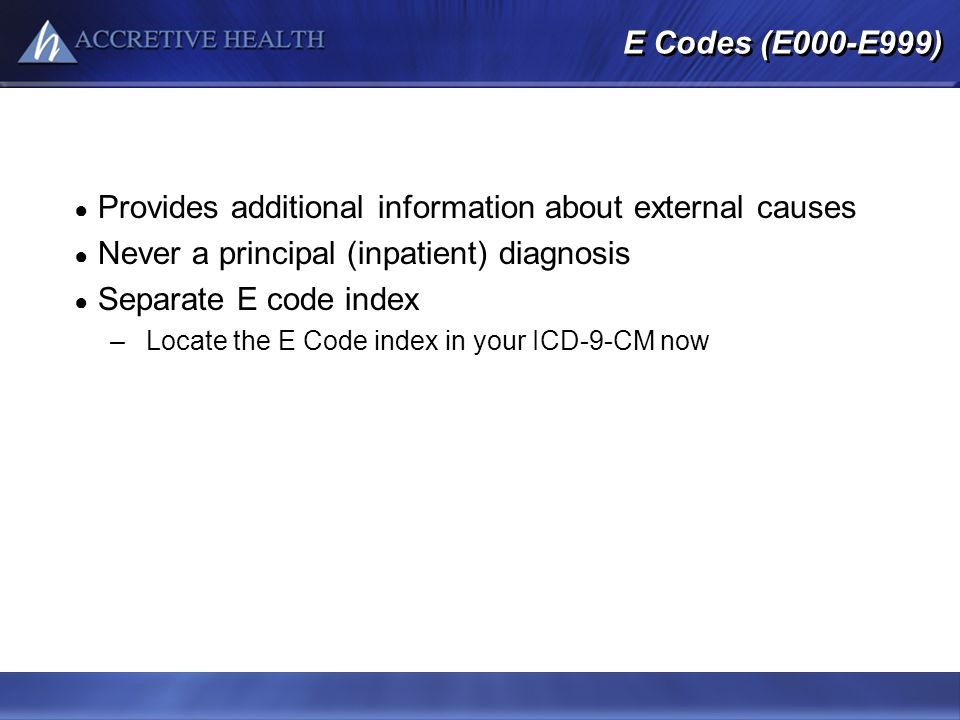Provides additional information about external causes