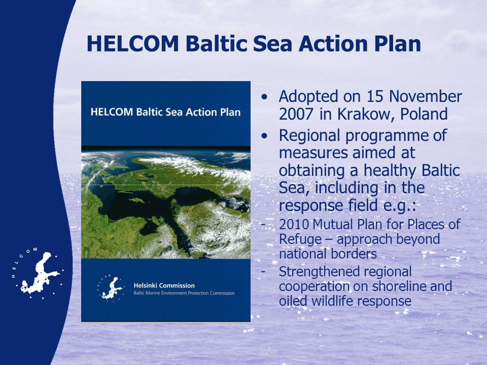 HELCOM Baltic Sea Action Plan