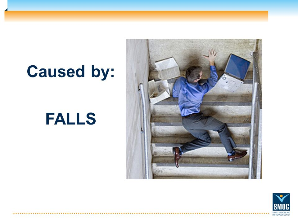 Caused by: FALLS