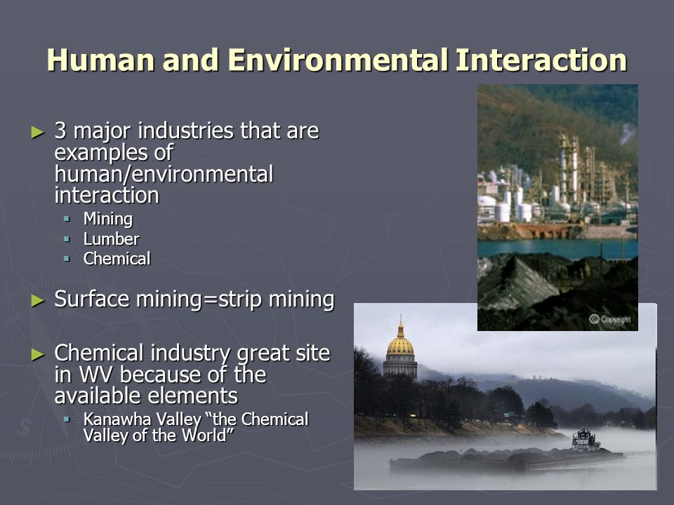 Human and Environmental Interaction