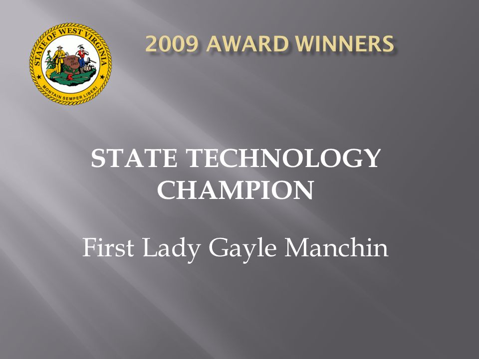 STATE TECHNOLOGY CHAMPION