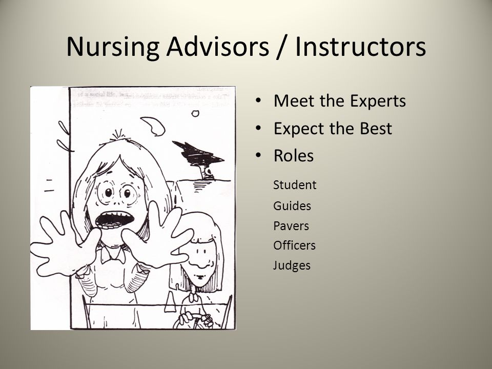 Nursing Advisors / Instructors
