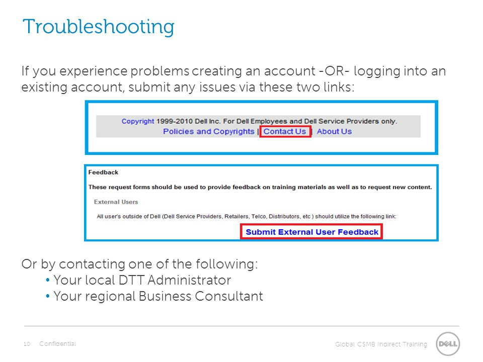 DTT Welcome Kit: Account Setup Instructions - ppt download