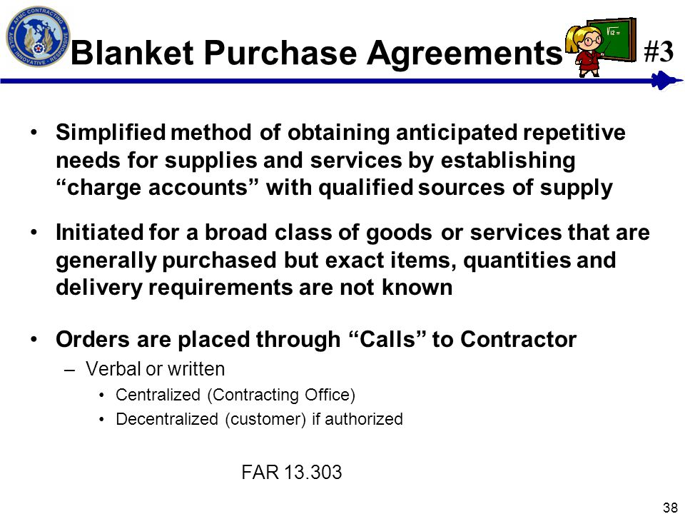 Blanket Purchase Agreements | Net Training Simplified Acquisition Procedures Sap Ppt Video
