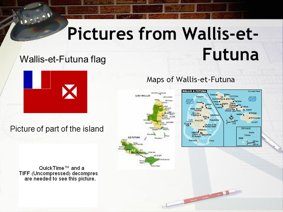 Pictures from Wallis-et-Futuna