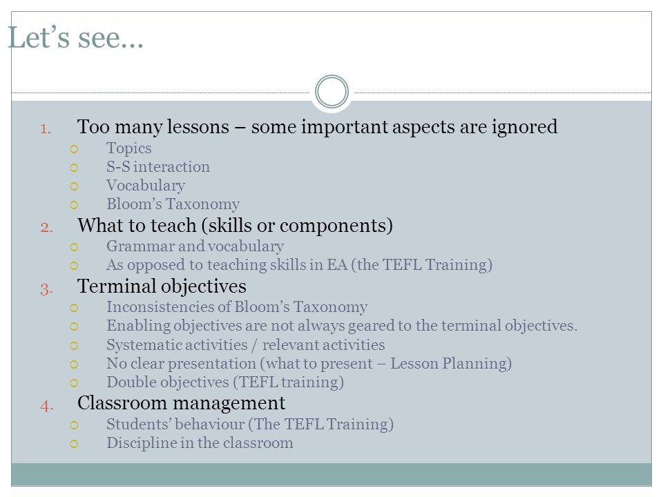 ET Lesson Planning LBPP LIA-TTD  - ppt video online download
