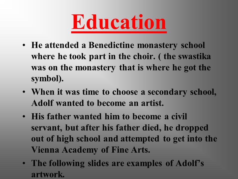 Rise And Fall Adolf Hitler Ppt Download