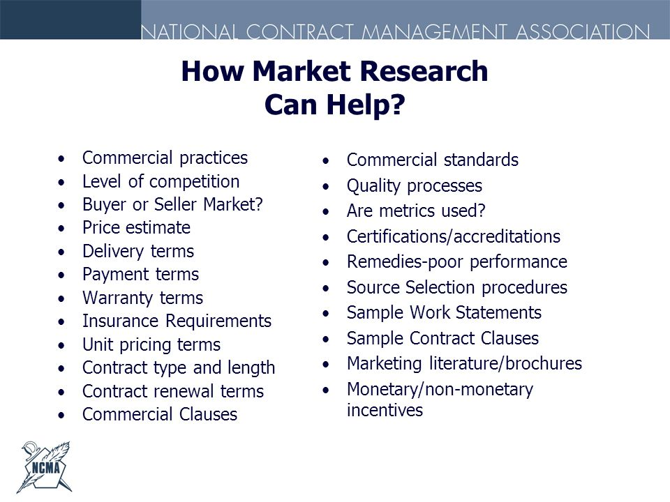 How Market Research Can Help