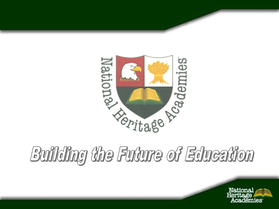 Building the Future of Education