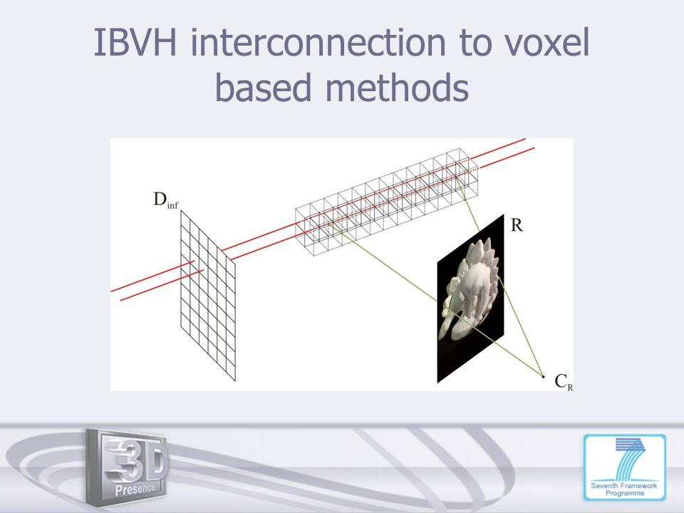 IBVH interconnection to voxel based methods