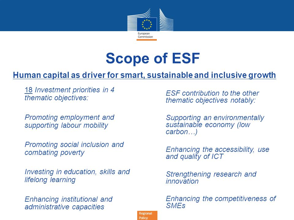 Human capital as driver for smart, sustainable and inclusive growth