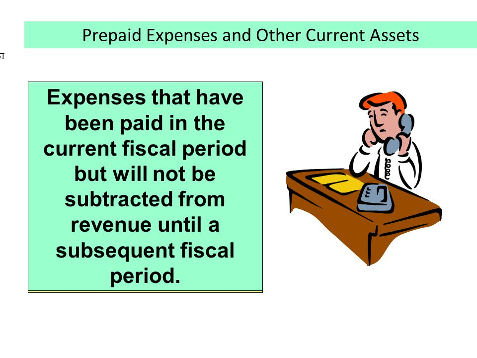 Prepaid Expenses and Other Current Assets