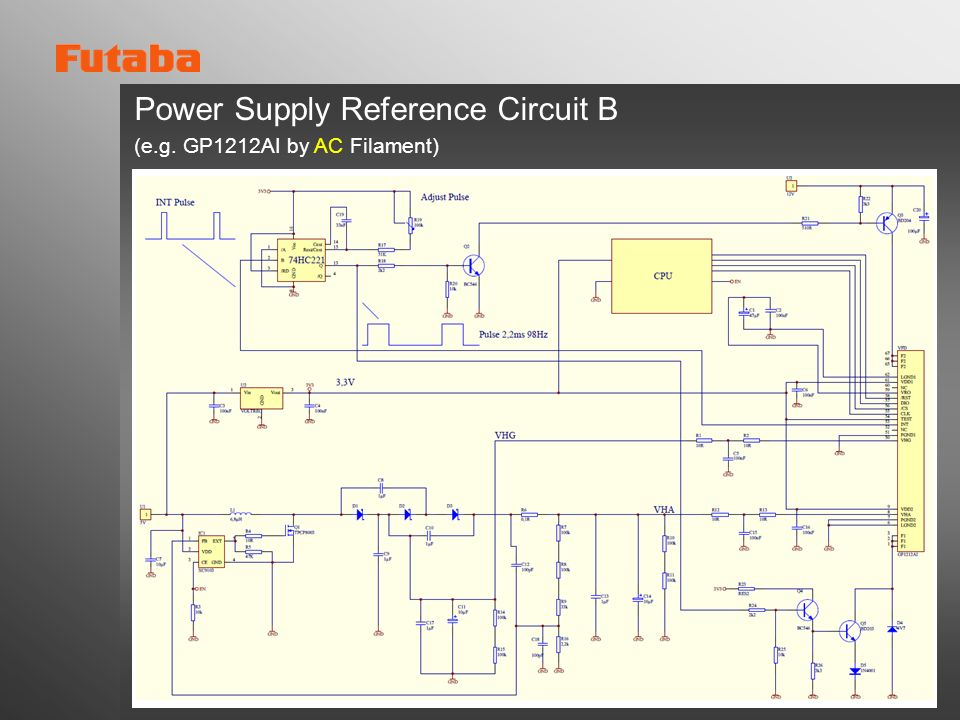 Power Supply Reference Circuit B