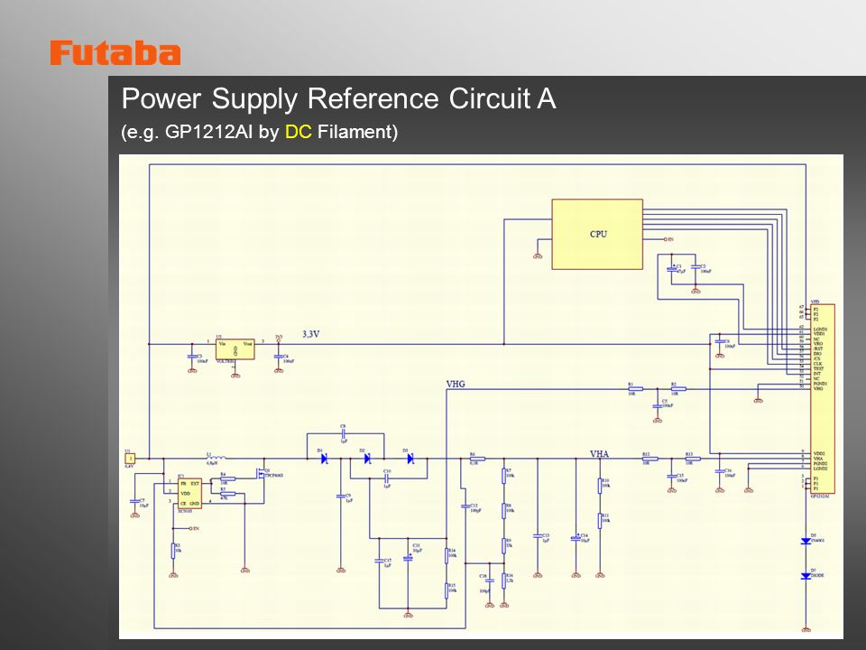 Power Supply Reference Circuit A