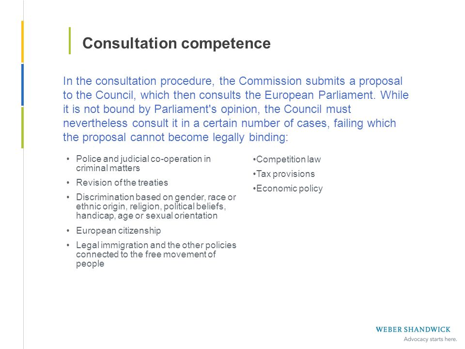 Consultation competence
