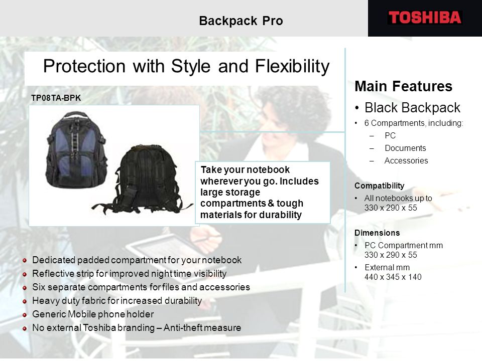 Protection with Style and Flexibility