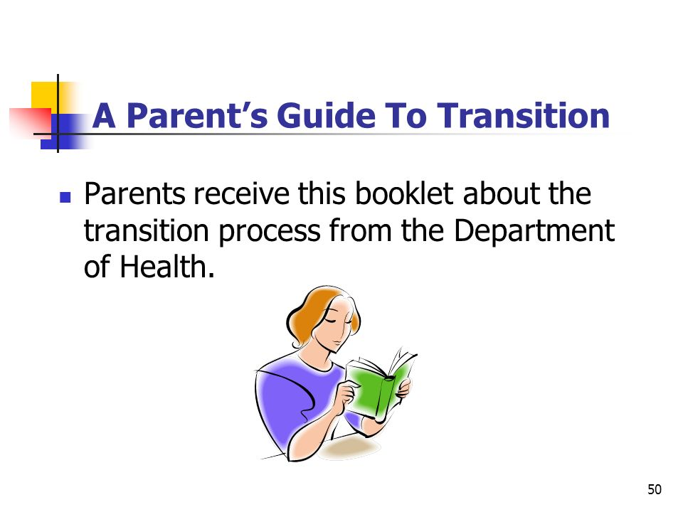 A Parent's Guide To Transition