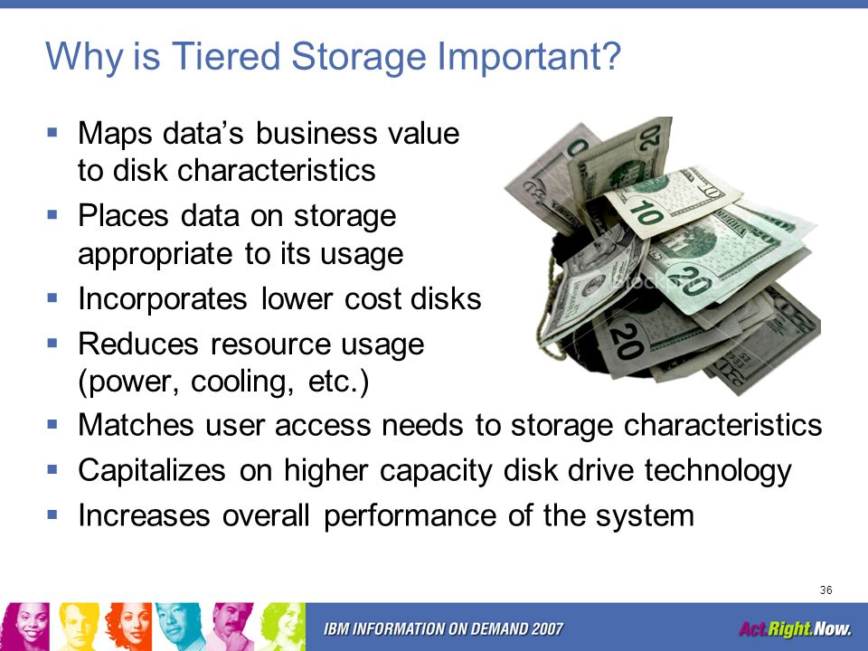 Why is Tiered Storage Important