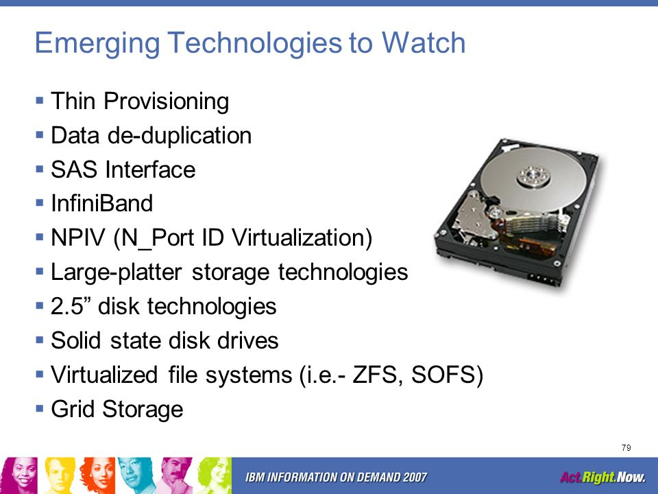 Emerging Technologies to Watch