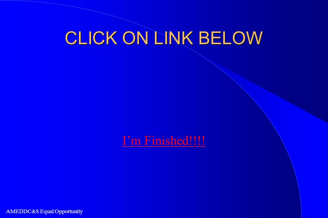 CLICK ON LINK BELOW I'm Finished!!!!