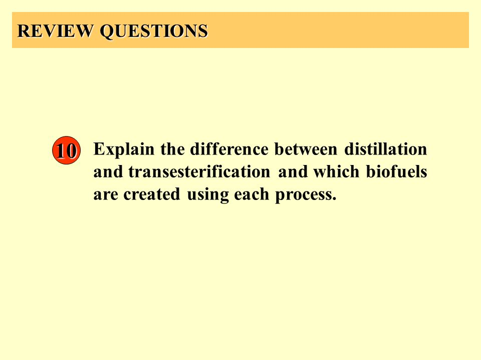 REVIEW QUESTIONS 10.