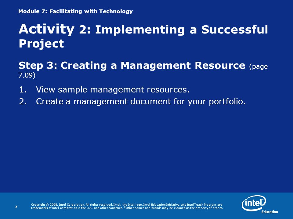 View sample management resources.